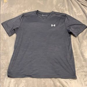 NWOT Under Armour Heatgear V-Neck Shirt